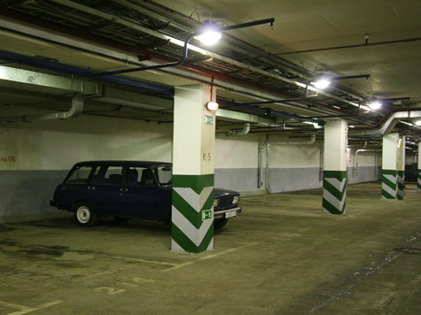 Центр Москвы изроют парковками
