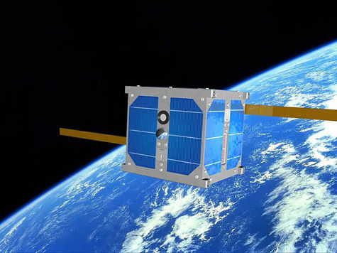 спутник эстония метеорит космос