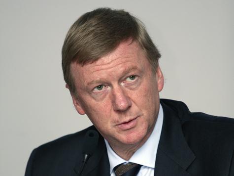 Квачков обвинил в покушении на Чубайса его бывшую жену