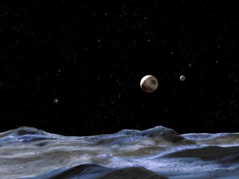 Плутон может содержать жидкий океан, пригодный для жизни