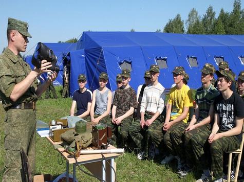 Подготовка молодежи к военной службе