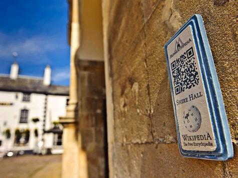 19 мая Великобритания презентует первый в мире «Википедия-город»