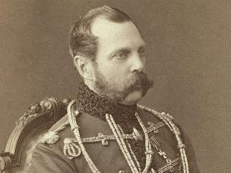 Эротическое письмо Александра II к княжне Долгорукой выставили на торгах