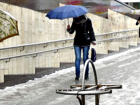 Из-за грядущего мороза фонтаны в Москве отключат раньше времени