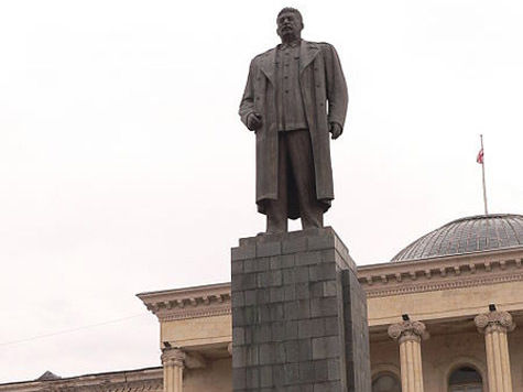 Грузины опять призвали Сталина