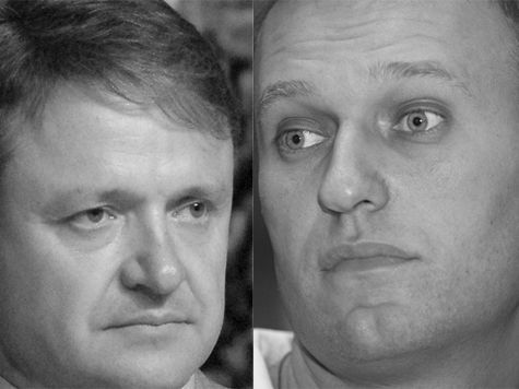 ксения собчак алексей навальный губернатор ткачев твитер