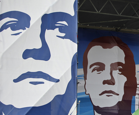 10 подвигов Медведева