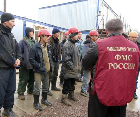 В России небудет нелегалов