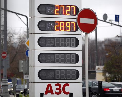 Бензин может подорожать сразу после выборов