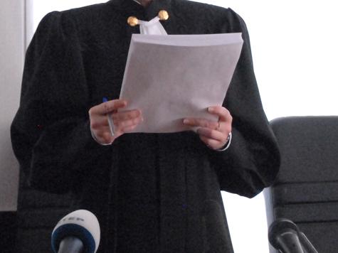Судья, затравленная оппозицией, сменила фамилию?
