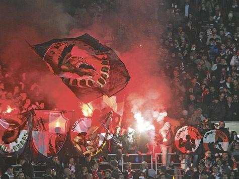 На российских стадионах может стать еще опаснее
