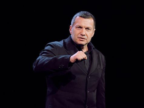 Навальный=Медведев. Так говорит Соловьев