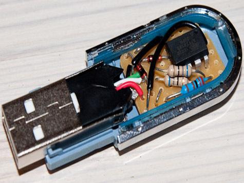 Финн придумал USB-устройство, которое выдает себя за клавиатуру и генерирует пароли