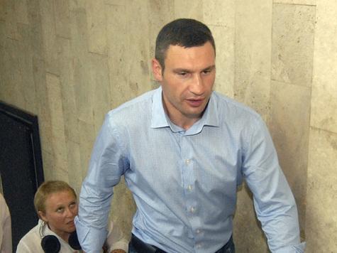 Виталий Кличко: завершит, или не завершит?