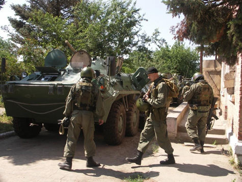 В ходе вооруженного конфликта на Северном Кавказе за неделю с 5 по 11 августа пострадали 8 человек