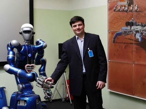 Американцы почему-то уверены, что русские космические роботы сделают автомобили безопаснее