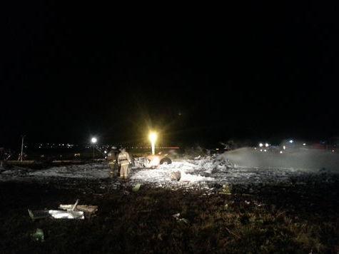 В катастрофе самолета виноваты дешевые заменители деталей?