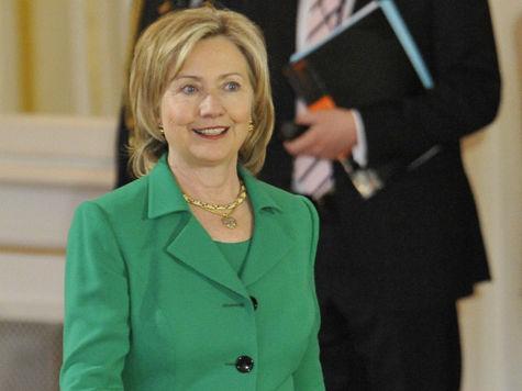 Хиллари Клинтон увезли из госпиталя в неизвестном направлении?