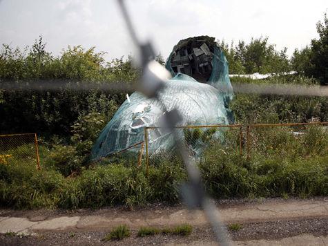 Разбившийся в «Домодедово» самолет пугает пилотов и пассажиров