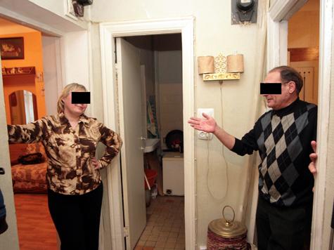В квартиры москвичей вселяются рейдеры