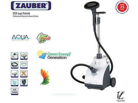 Отпариватель Zauber ECO-240 Framat: мощь и функциональность
