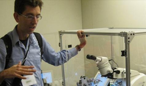 Американский ученый хочет убить себя и отдать мозг роботу. ученый, наука, будущее, роботы, искуственный разум, технологии, прорыв, безумные ученые, ученые - фанатики,