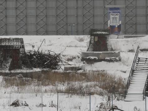 Артефакты сложат под стены Кремля