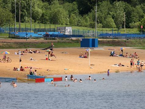 Зеленоград пока не признали пляжем