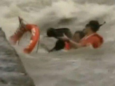 Красный Крест заявил о более тысячи погибших на Филиппинах