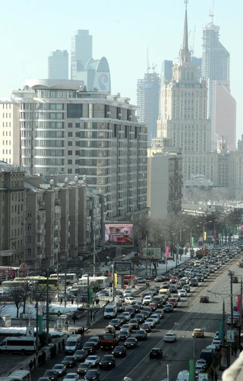 Новые округа Москвы приобрели реальные очертания