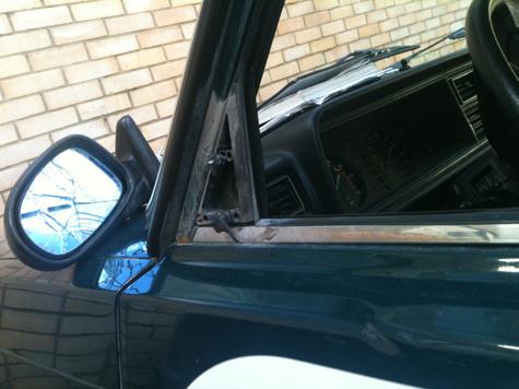 После аварии автомобиль замглавы МВД превратился в призрак