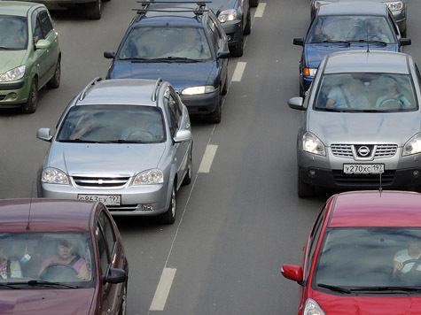 Столичные рынки избавятся отавтомобильного хаоса