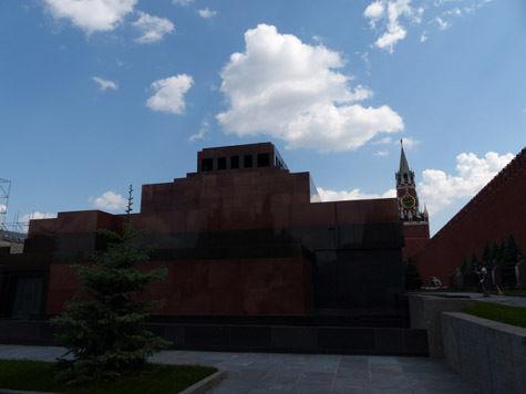 В Мавзолее Ленина обнаружен замурованный колумбарий