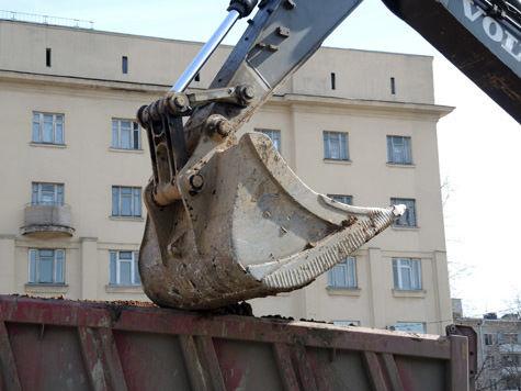 Московские строители догнали и перегнали Америку