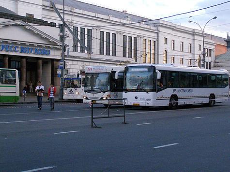 У столицы отнимут один троллейбус