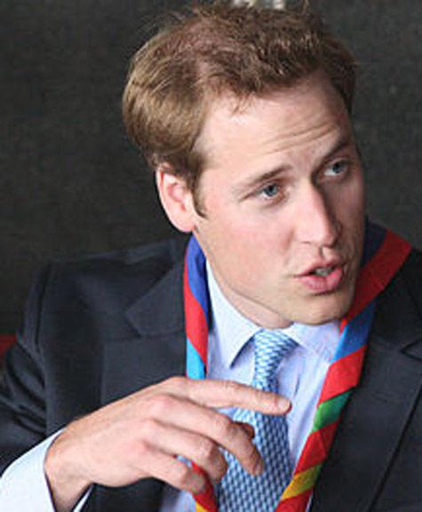 Британский принц Уильям меняет армейскую службу на благотворительность