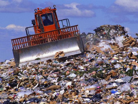 В Киеве появится 5 мусорных заводов