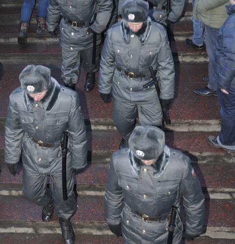 Преступления полицейских будет расследовать спецподразделение