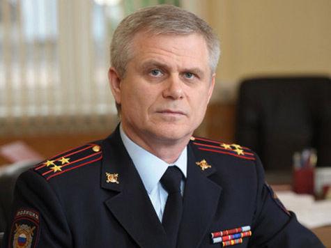 Начальник Московского уголовного розыска уходит на пенсию