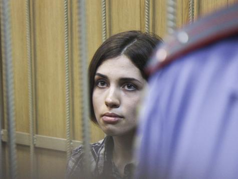 Толоконникова и Алехина из Pussy  Riot прекратили голодовку