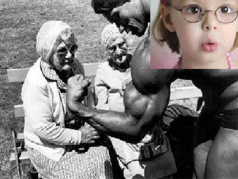 Двухлетняя девочка по уровню IQ догнала актера-политика Арнольда Шварценеггера