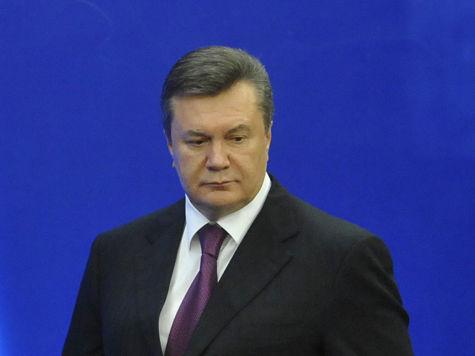 Судьбу Украины решат тайные гарантии Януковичу