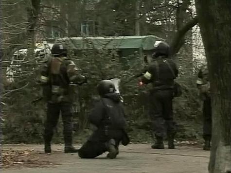 Боевиков расстреляли аккуратно