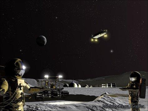 Обнародован план-2020 по созданию первой заправочной станции в космосе