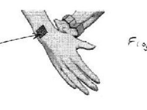 Nokia запатентовала возможность звонить на татуировку