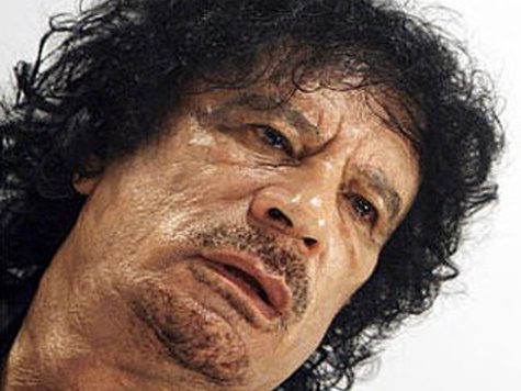 Как умирал Каддафи