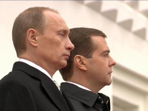 Медведев и Путин поработают над политической системой