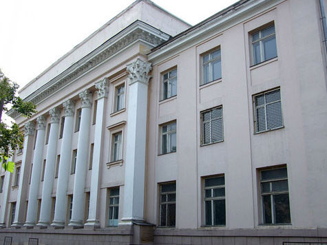 Бывший пациент Боткинской больницы пытался взорвать пропускной пункт клиники