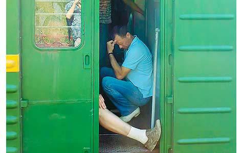 Транспортная драма разворачивается на Горьковском направлении московской железной дороги: значительная часть...
