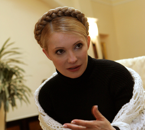 Юлию Тимошенко побили профессионально
